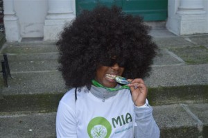 MIA Fund at the Dublin Marathon 2013